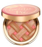 -TOO FACED Sweetie Pie Radiant Matte Bronzer – Peaches and Cream Collection too faced